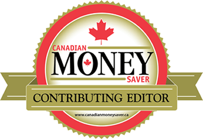 Thrilled to be a new Contributing Editor for the Canadian MoneySaver