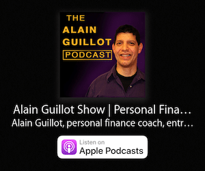"""Fake Financial Plans"" Podcast on the Alain Guillot Show"