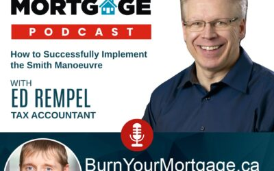 How to Successfully Implement the Smith Manoeuvre (Podcast with Ed Rempel)