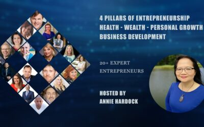 Thrilled to be interviewed for the 4 Pillars of Entrepreneurship Summit